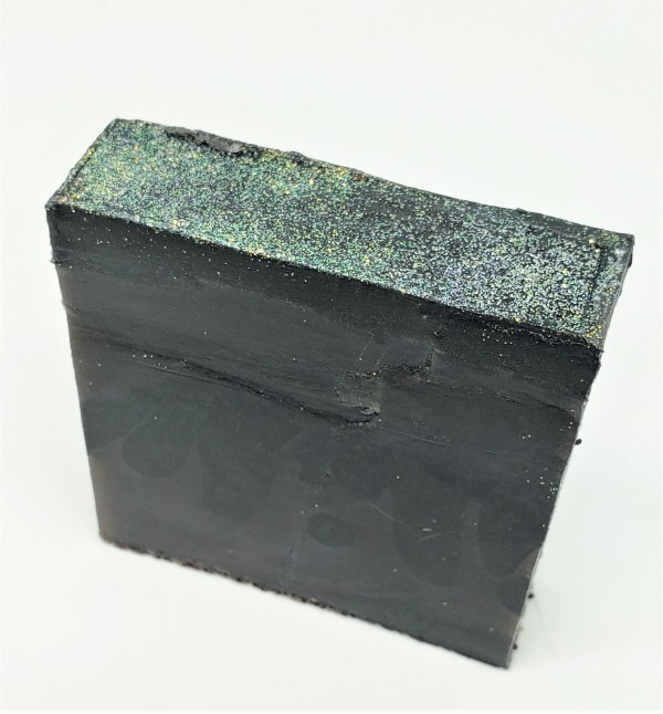 YumNaturals-Emporium-Bringing the Wisdom of Healing to Life - Midnight Sky Glycerine Activated Charcoal Poppy Seed Soap 2