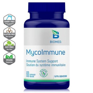 Yum Naturals Emporium - Bringing the Wisdom of Nature to Life - Biomed MycoImmune