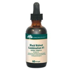 YumNaturals Emporium - Bringing the Wisdom of Nature to Life - Genestra Black Walnut Combination 1