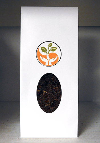 Yum Naturals Emporium - Bringing the Wisdom of Nature to Life - Rose Rooibos Herbal Tisane Long