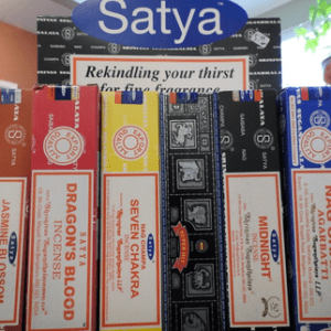 YumNaturals Emporium and Apothecary - Bringing the Wisdom of Mother Nature to Life - Genuine Satya Incense - Multiple Scents