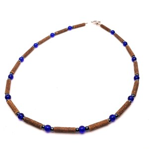 YumNaturals Emporium - Bringing the Wisdom of Mother Nature to Life - Hazelwood Hematite Blue For Babies And Children 1
