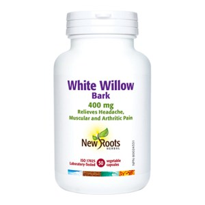 YumNaturals Emporium - Bringing the Wisdom of Mother Nature to Life - New Roots White Willow Bark