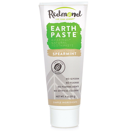 YumNaturals Emporium - Bringing the Wisdom of Healing to Life - Redmond Earthpaste Spearmint