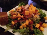 American Salad with Chicken