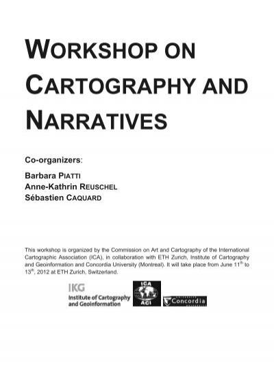 Game Of Thrones Sens Critique : thrones, critique, Workshop, Cartography, Narratives, Straumann,, Ralph