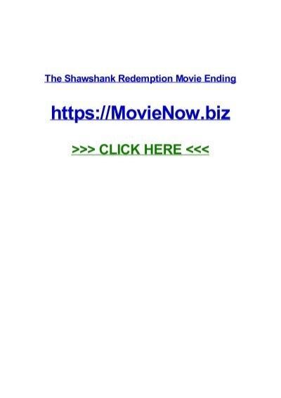 Jadwal Cinemaxx Wtc : jadwal, cinemaxx, ShawShanK, RedempTIoN, Movie, EnDiNg