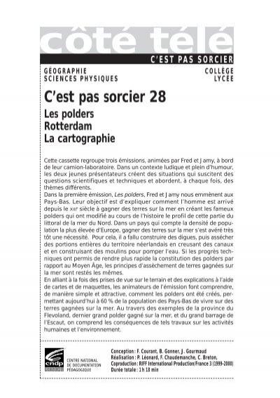 C Est Pas Sorcier Le Pétrole : sorcier, pétrole, C'est, Sorcier, Pupitre.org