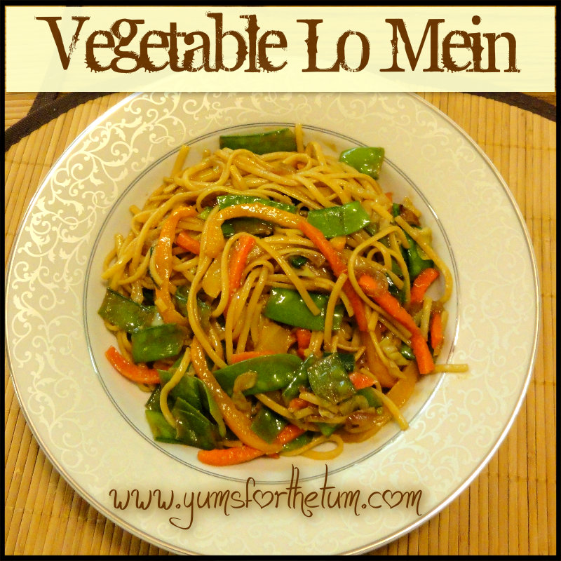 Vegetable lo mein yums for the tum note this recipe is not low fodmap and is not approved for ibs gerdacid refluxheartburn ilya and i love chinese food a lot lo mein has always forumfinder Images