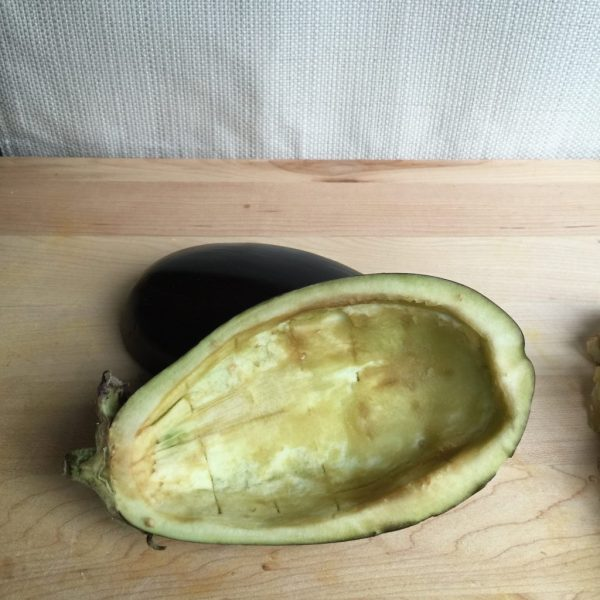 eggplant done