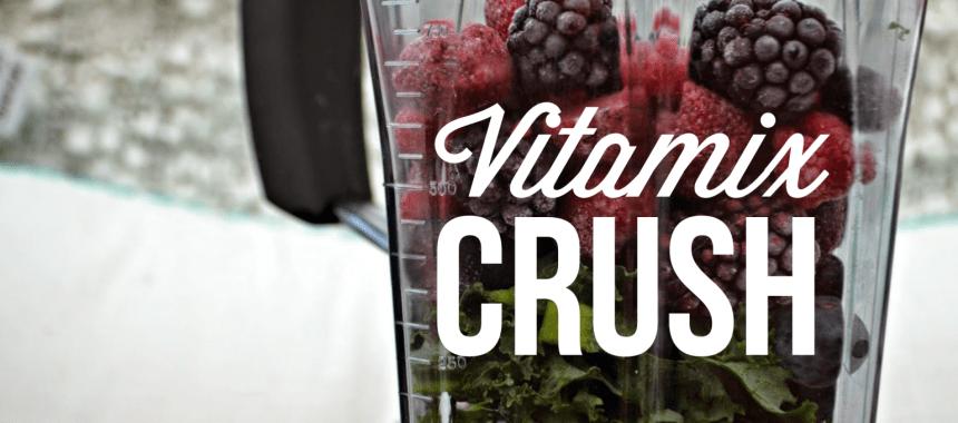 Vitamix Crush