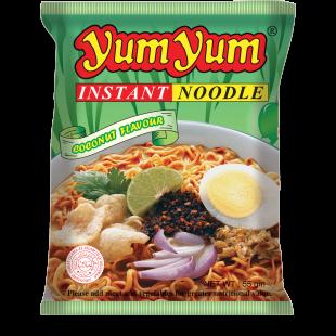 Instant Noodle Coconut Flavour