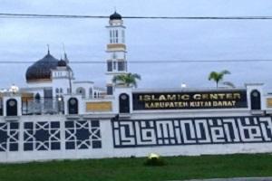 Berkunjung ke Islamic Center Kutai Barat