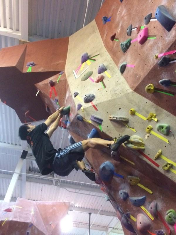 Rock Climbing Yunan Liu' Homepage
