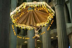 Altar - Sagrada Familia -