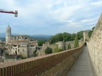 Muralla - Girona -