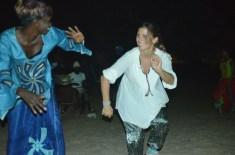 Senegal...aprendiendo danzas típicas