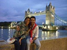 Londres con Maxi