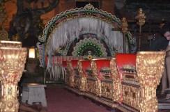 instrumentos musicales de los templos
