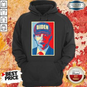 Jaded Barack Obama Joe Biden Hat USA 1 Hoodie