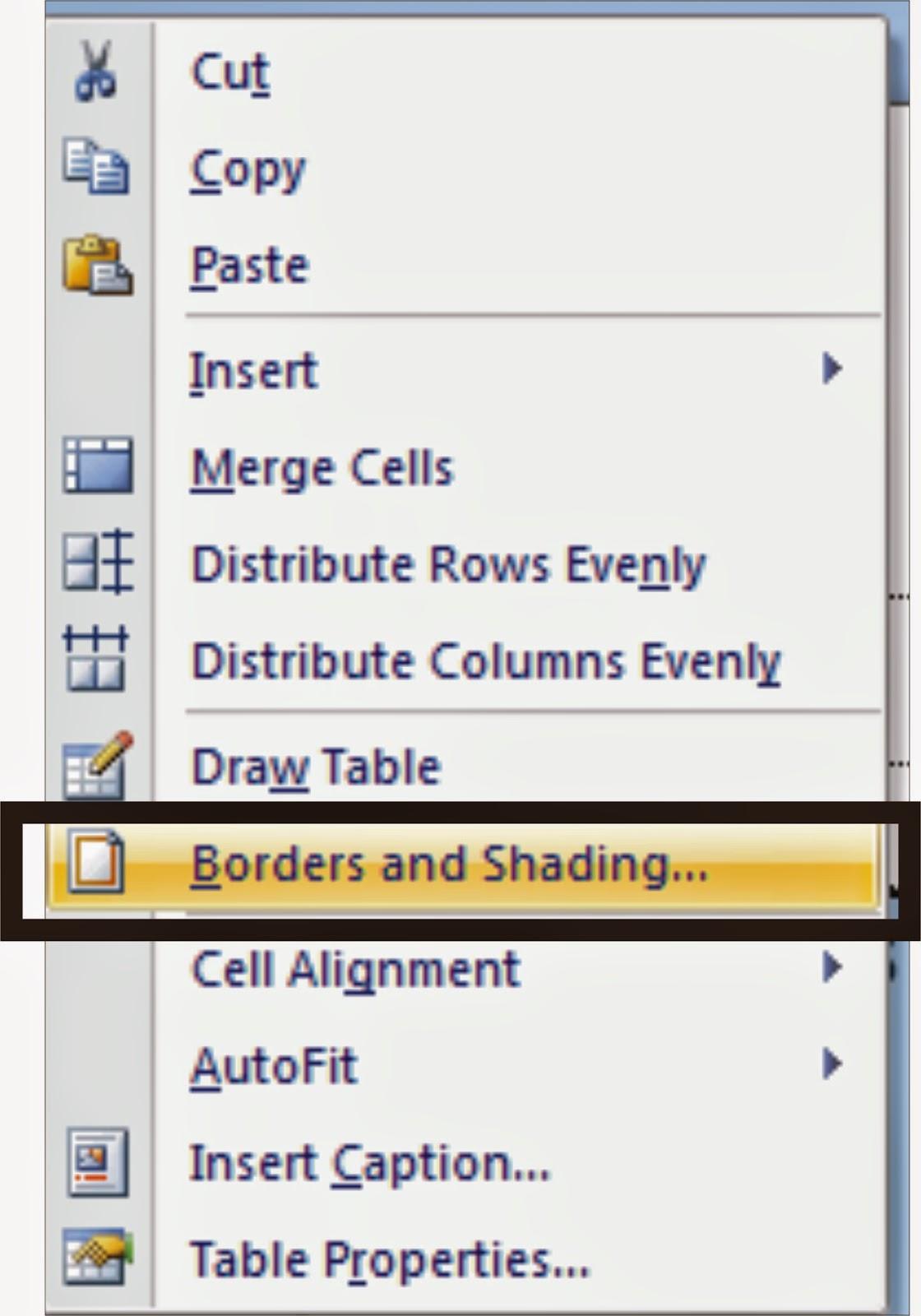 Cara Menghilangkan Garis Kotak Di Word : menghilangkan, garis, kotak, Menghilangkan, Garis, Border, Tabel, Microsoft, Judul, Situs