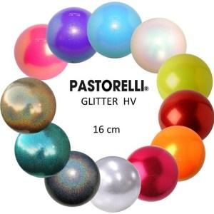 Мяч PASTORELLI GLITTER HV 16 см, Италия