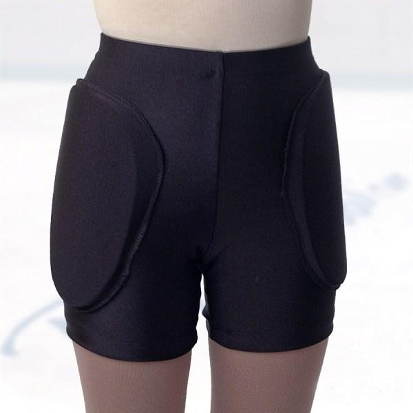 Защитные шорты для фигуристки
