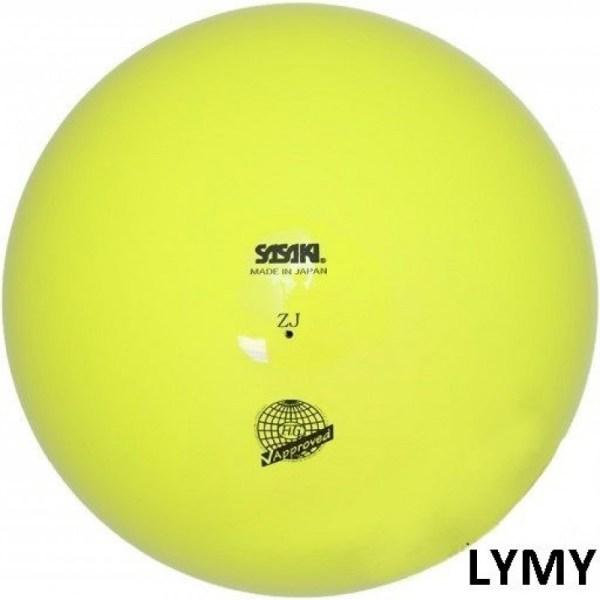 Мяч однотонный Sasaki М-20А 18,5 см