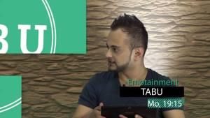 Davide Spiga moderiert TABU