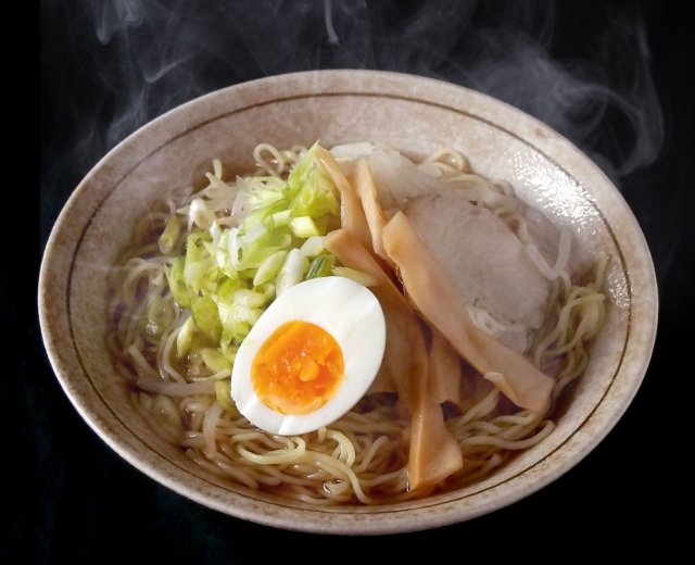 Japanese cannot live without Noodles.