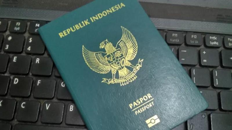 cara pengambilan paspor