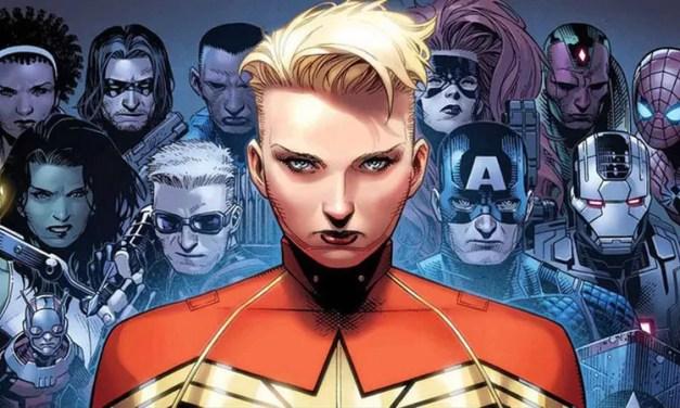 Fakta Captain Marvel. Salah Satu Superheo Terkuat Yang Bisa Mengalahkan Thanos?!
