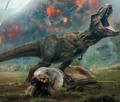 Review Jurassic World: Fallen Kingdom