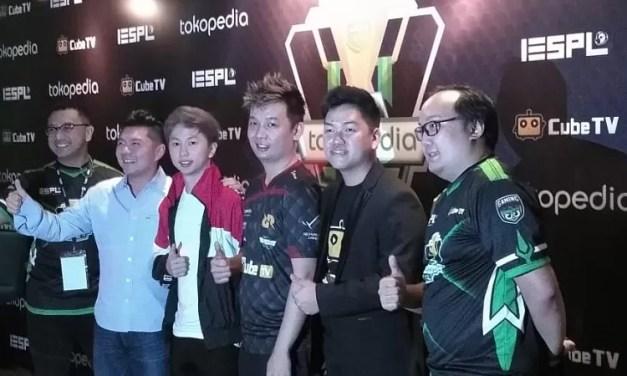 IESPL Tokopedia Battle Of Friday 12 Tim Siap Bersaing Dalam Liga Esports Pertama di Indonesia