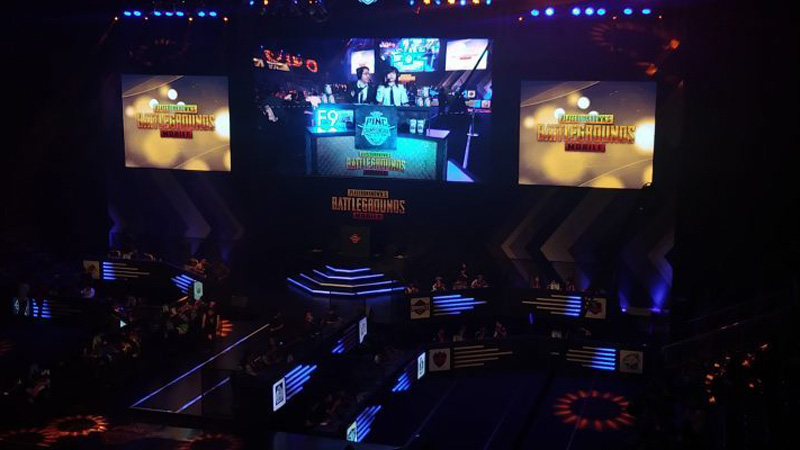 Grand Final PUBG Indonesia National Championship Bigetron E-Sports Jadi Juara!!!