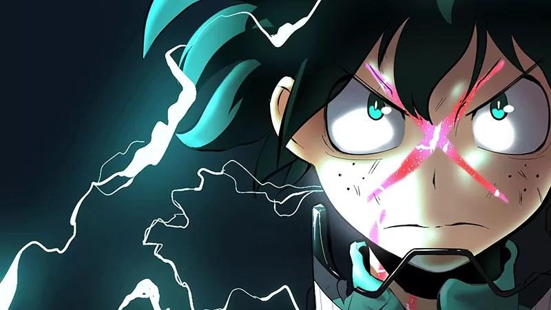 7 Alasan Kenapa Kamu Harus Menonton Anime My Hero Academia!