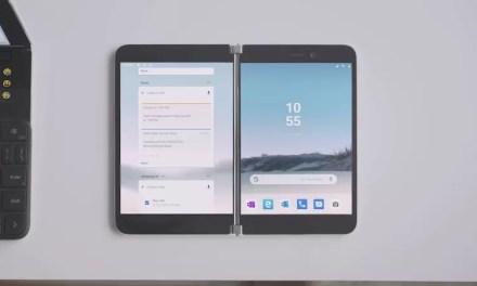 Microsoft Surface Duo, Bisa Dilipat, Muat Dikantong!