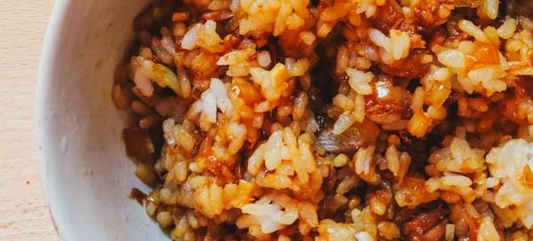 riz au thon coreen