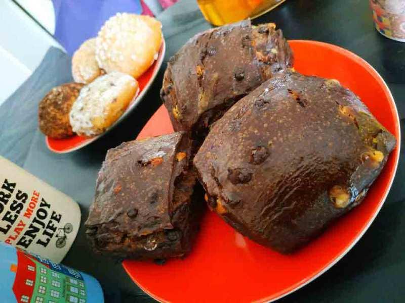 Pains au chocolat boulangerie Antoinette