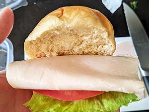 egg sandwich etape 9