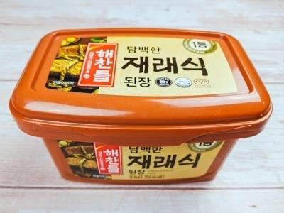 doenjang, pate de soja fermentee coreenne