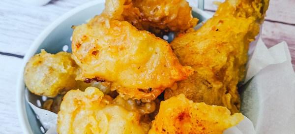 poulet frit coreen