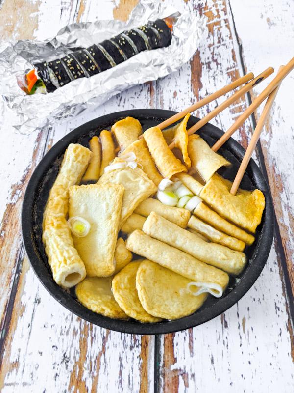eomuktang, bouillon de gateau de poisson coreen