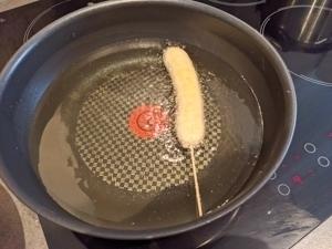 hot dog etape 13