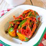 Kimchi de concombre - Oi Sobaki