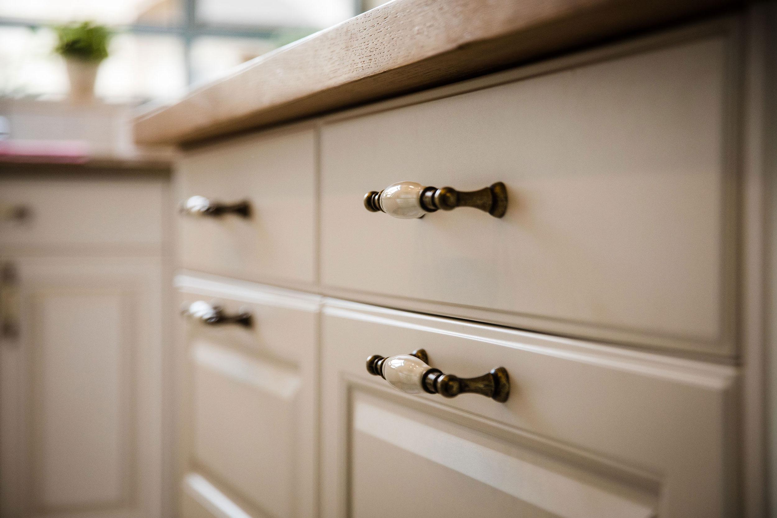Cabinetry design details