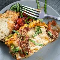 Ultimate Vegan Lasagna