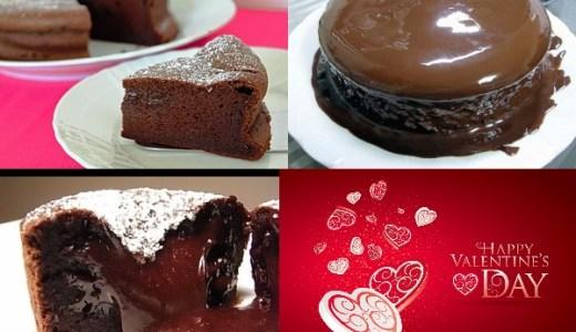 バレンタインお勧めは?チョコケーキを簡単に手作りする方法を解説!