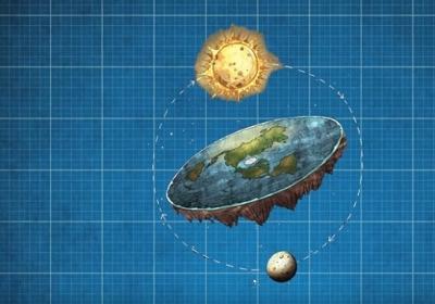 地球平面説の根拠と歴史は?地球が球体であるのはNASAの陰謀!?