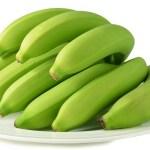 青バナナの栄養は腸内環境に影響?黄、黒バナナとは根本的に違う!